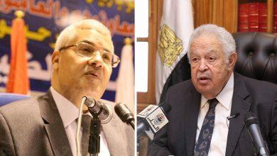 نقيب المحامين ونائب رئيس المحكمة الدستورية